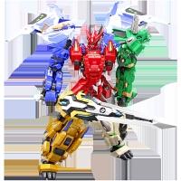 钢铁飞龙2变形玩具金刚3龙魂觉醒奥特曼恐龙机器人