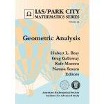 【预订】Geometric Analysis 9781470423131