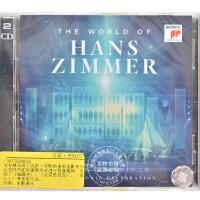现货 [中图音像][进口CD]汉斯・齐默的电影音乐世界 2CD The World Of Hans Zimmer -