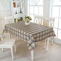 【支持礼品卡支付】茶几桌布防水放油免水洗PVC桌布茶几垫台布 长方形塑料垫田园