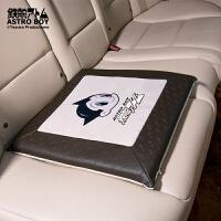 阿童木卡通汽车座垫 四季通用无靠背座椅垫单个方形 汽车坐垫