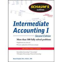 Schaums Outline of Intermediate Accounting I 9780071756068