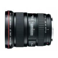 佳能(Canon) EF 17-40mm f/4L USM 广角变焦镜头