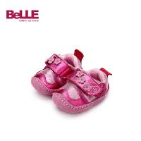 【99元任选2双】百丽Belle童鞋中小童鞋子特卖童鞋皮鞋(5-12岁可选)CE5340