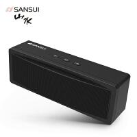 Sansui/山水 T18无线蓝牙音箱便携迷你音响插卡小钢炮手机低音炮