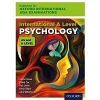 【中商原版】牛津国际AQA考试国际水平心理学 International A Level Psychology for Oxford International AQA Examinations