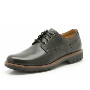 【香港现货】Clarks/其乐男鞋2017秋新款商务休闲皮鞋Montacute Hall专柜正品直邮