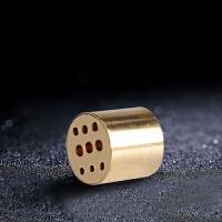 纯铜香插盘香架小葫芦香插九孔线香香座坐支架香炉香托