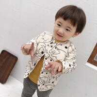 男宝宝轻薄 婴儿羽绒内胆 儿童小童羽绒服外套 1-3岁