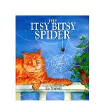 英文原版 The Itsy Bitsy Spider 廖彩杏 平装
