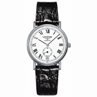 浪琴longines-瑰丽系列 L4.804.4.11.2 机械男士手表