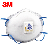 3M 口罩 8576口罩 防雾霾防PM2.5口罩(单个价)