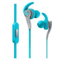 Monster魔声 iSport Compete  入耳式运动耳机 防汗线控 新品发售 - 蓝色