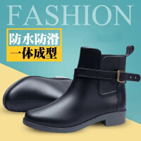 雨鞋女短筒雨靴春夏时尚水靴韩国可爱胶鞋女式低帮水鞋套鞋女