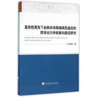[二手旧书9成新] 复杂性视角下金融市场风险溢出的群体动力学机制与路径研究 刘湘云 9787514166859 经济科