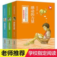 正版曹文轩系列儿童文学 全套3册 7-10-12周岁故事书三四五六年级小学生必读课外阅读书籍 感动的力量 孤独的洗礼 生活的馈赠