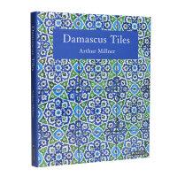 【二手原版 9成新】Damascus Tiles: Mamluk and Ottoman Architectural Ceramics大马士革瓷砖:马穆鲁克和奥斯曼建筑陶瓷设计书
