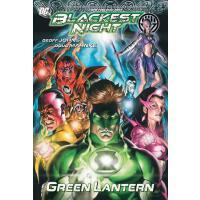 英文原版 *黑暗的夜晚:绿灯侠 DC漫画 Blackest Night: Green Lantern