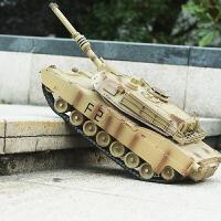 遥控坦克充电对战坦克玩具军事遥控汽车模型男孩玩具