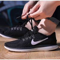 NIKE耐克2018年新款女子网面轻便透气运动跑步鞋898476-001