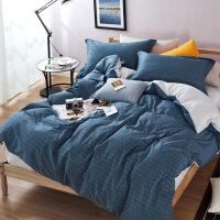 御目 四件套 纯色春夏季印花4件套多件套三件套单件床单夏凉被枕套1.2m1.5m1.8m家居床上用品
