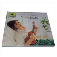 原装正版 梁静茹 温柔的情歌 2CD 汽车车载 黑胶碟 发烧碟 音乐CD