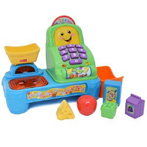 [当当自营]Fisher Price 费雪 欢乐学习收银机 婴儿玩具 W9792