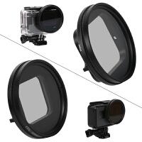 镜头7/6/5滤镜配件 防水壳滤光保护镜