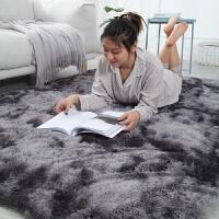 地毯卧室满铺长毛绒房间床边床前毯ins网红客厅茶几垫北欧厚