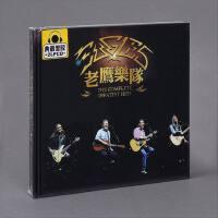 正版 欧美汽车音乐车载黑胶cd碟 老鹰乐队精选 Eagles 2CD