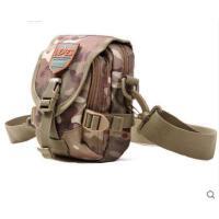 简约小巧精致牢固便携户外便携军迷装备工具包战术斜挎包迷你单肩包