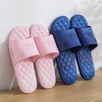 凉拖鞋夏季浴室拖鞋居家耐磨健身房防滑凉拖洗澡家用夏季凉拖鞋