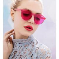 新款女士太阳镜 墨镜男女 时尚潮优雅墨镜复古明星款太阳镜 支持礼品卡