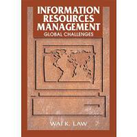 【预订】Information Resources Management 9781599041025