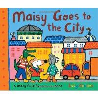 Maisy Goes to the City 小鼠波波系列:波波去进城 ISBN9780763653279
