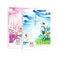 中国新文学少年读本2本 地球上的王家庄 一千张糖纸 少年儿童文学畅销图书 专家评判好书 济南出版社