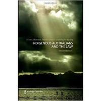 【预订】Indigenous Australians and the Law 9781876905392