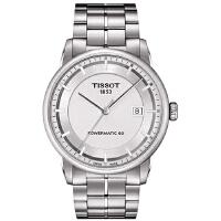 天梭TISSOT-Luxury系列 T086.407.11.031.00 机械男表