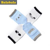 巴拉巴拉童装婴童袜子小童宝宝童袜2017夏季新款儿童棉袜男2双装