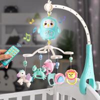 新生儿婴儿床铃 手摇铃床头安抚音乐宝宝玩具