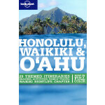 Honolulu Waikiki & Oahu 4(ISBN=9781741048650) 英文原版