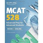 KAPLAN MCAT ADVANCED 2015 开普兰 2015年 MCAT 高级 英文原版