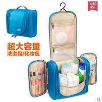 多隔层手提包杂物包户外收纳袋大容量旅行洗漱包男女防水便携出差化妆包