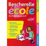 法语原版 Bescherelle 从小学一年级到初中一年级 拼写 语法 词汇 发音 动词变位 Bescherelle