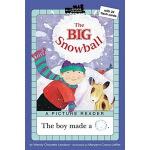 THE BIG SNOWBALL 汪培�E第一阶段 Penguin Group pic 儿童英文读本分级读物 英文原版