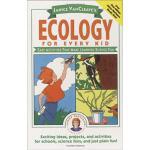 【预订】Janice Vancleave's Ecology for Every Kid 9780471101000