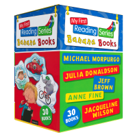 Egmont My First Reading Series 我的第一套分级读物 彩色香蕉绘本 儿童英语分级阅读30册