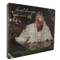 正版音乐 Avril艾薇儿Goodbye Lullaby 再见摇篮曲 CD DVD豪华版