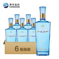 洋河 邃之蓝42度500ml 6瓶