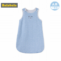 【3折价:50.97】巴拉巴拉婴儿用品保暖睡袋秋装新款宝宝防踢被女童连体睡袋厚
